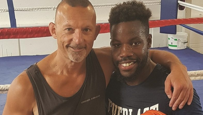Darryll Williams reunited with old trainer ahead of crack at vacant British title.