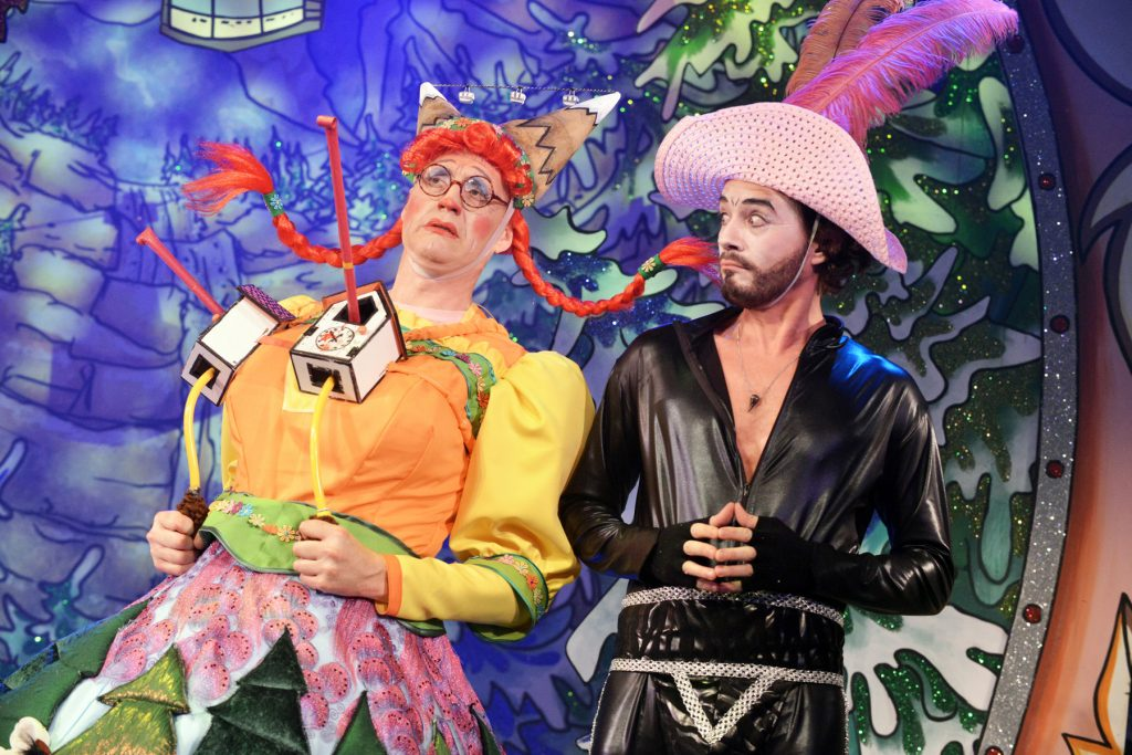 4433bc209 Andrew Pollard and Anthony Spargo reunite for Greenwich panto – South London  News