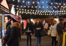 Talk of the town : Winter Market at the London Southbank
