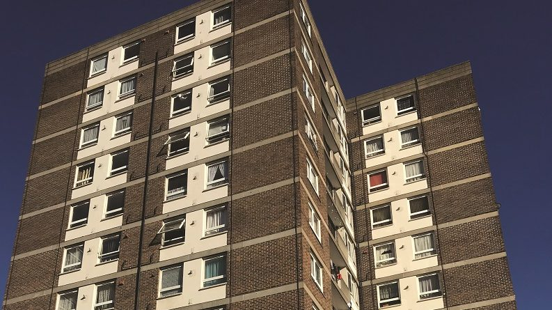Asbestos found at flat in Croydon