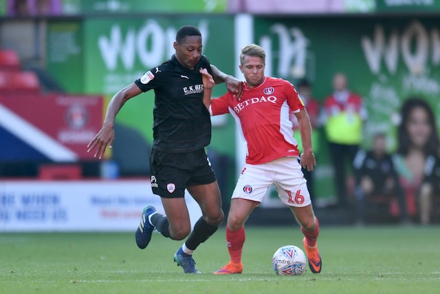 Jamie Ward pleased as Charlton show killer instinct against Barnsley