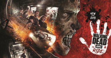 Days Out: Fright Nights, Thorpe Park