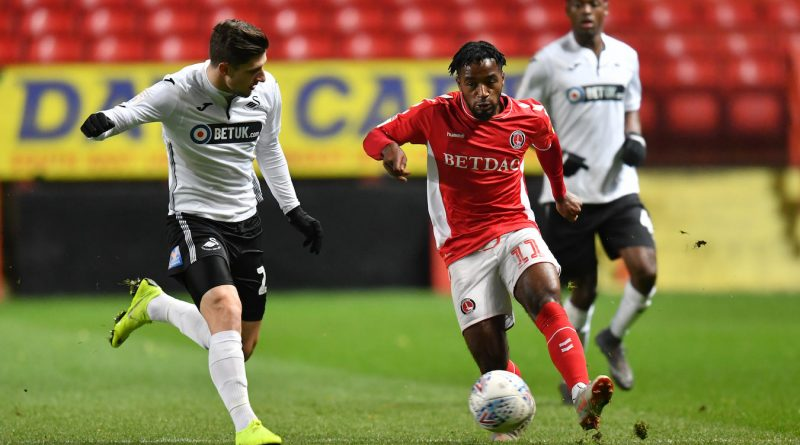 Charlton 0-1 Swansea u21s: Addicks dumped out of EFL Trophy in-front of lowest ever crowd