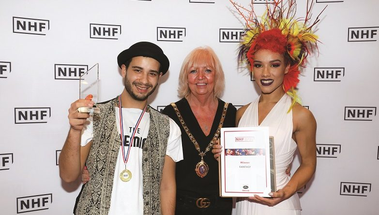 Deptford hairdresser wins the crown at UK's largest hairdressing trade show