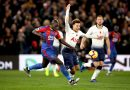Crystal Palace 0 Tottenham 1 – Nine game winless run for Eagles as Foyth settles derby