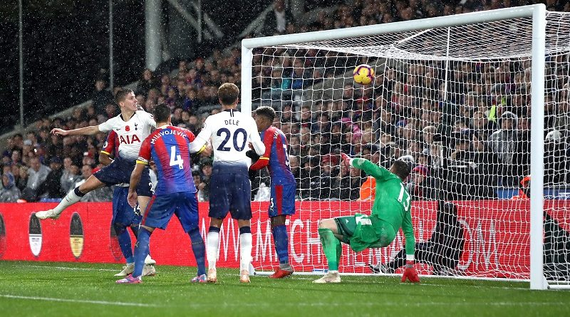 SAME OLD STORY FOR PALACE