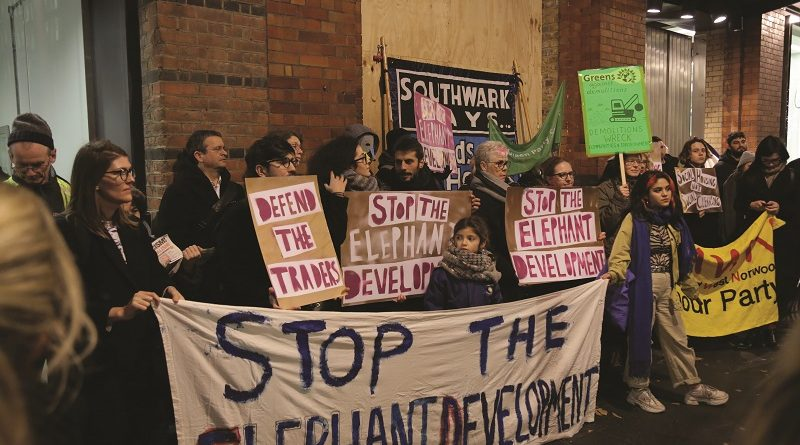 Businesses under threat after announcement of Elephant & Castle redevelopment