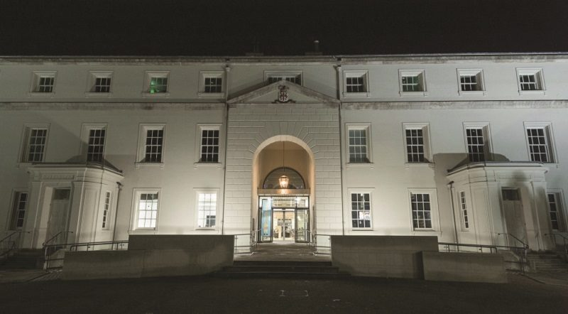 The Dreadnought building at the University of Greenwich receives £32million refurbishment