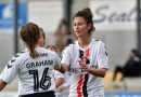 Women's football round-up: Charlton challenging at top of Championship, Eagles suffer narrow Spurs loss