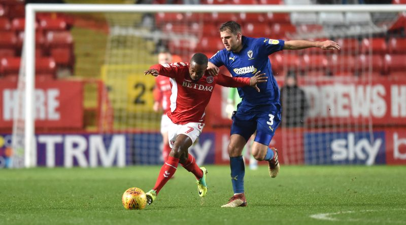 Mark Marshall says hard work is paying off as he returns to Charlton Athletic contention