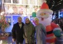 Retired cabbie raises money for cancer charity with his 'Kennington illuminations'