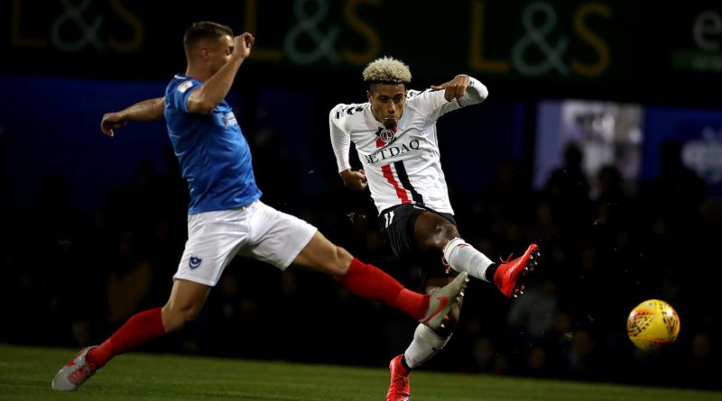 Charlton Athletic boss expects Lyle Taylor to be fit to face AFC Wimbledon