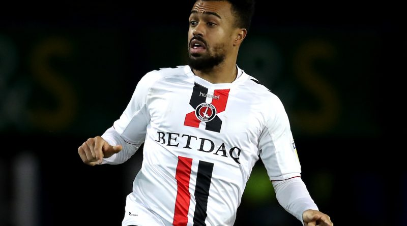 Nicky Ajose: I would have matched Taylor and Grant's goal total if I'd had run of Charlton Athletic games