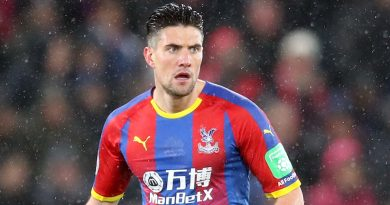 Crystal Palace defender Martin Kelly: You've always got to be ready to step in to the side
