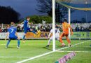 Wally Downes and Glyn Hodges reunited as AFC Wimbledon go back to the future