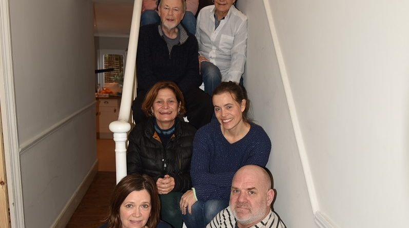 Refugee family given new home in Herne Hill thanks to community's support