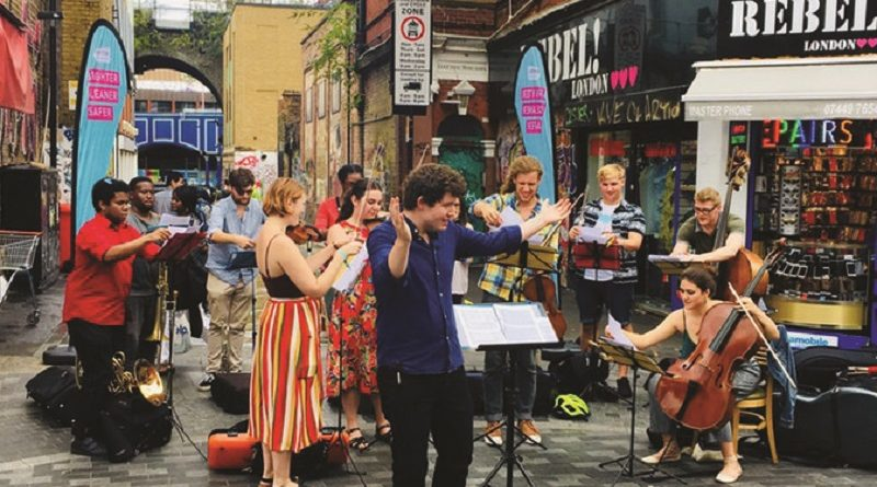 The Brixton Chamber Orchestra: Pulling strings in Brixton