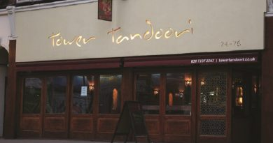 Food & Drink: Tower Tandoori, London SE1