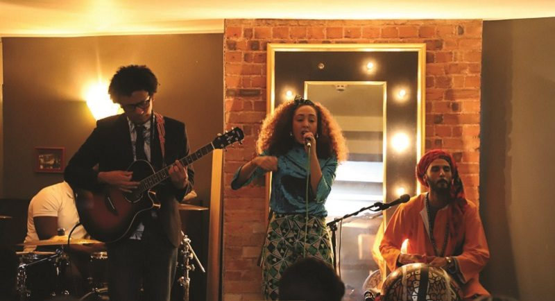 What's On: Christmas Special with festive soul music at Cattivo Bar, Brixton