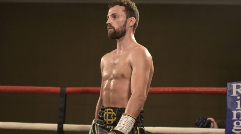 Streatham boxer Chris Bourke makes winning professional debut