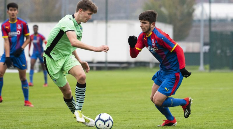 Paddy McCarthy on Crystal Palace's FA Youth Cup tie and developing his coaching skills