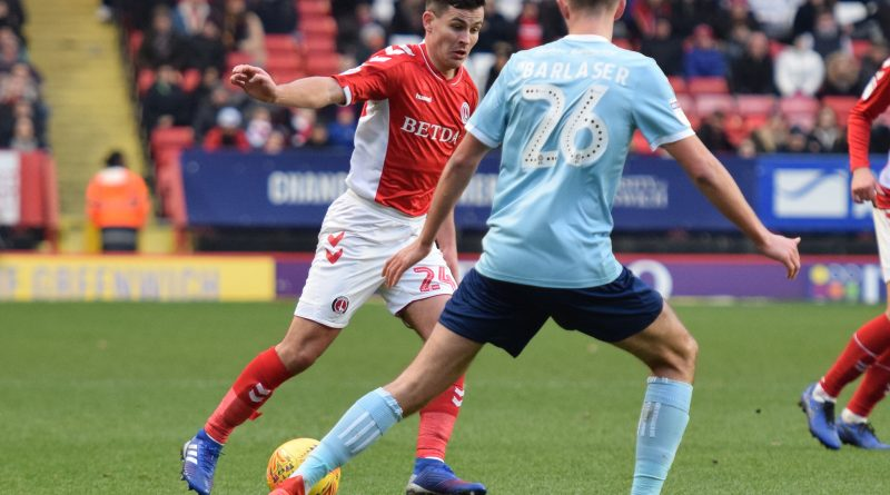 Charlton's Josh Cullen on his return from injury: I've missed that pre-match buzz on a Friday