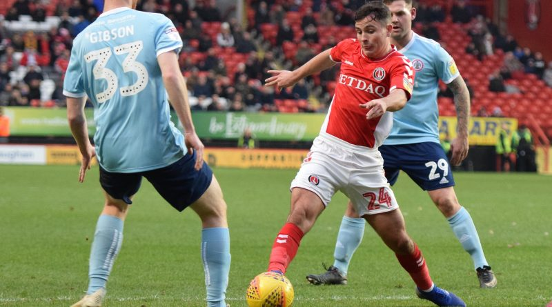 West Ham United loanee Josh Cullen praises Charlton striker Karlan Grant for keeping his cool ahead of added-time penalty against Accrington Stanley