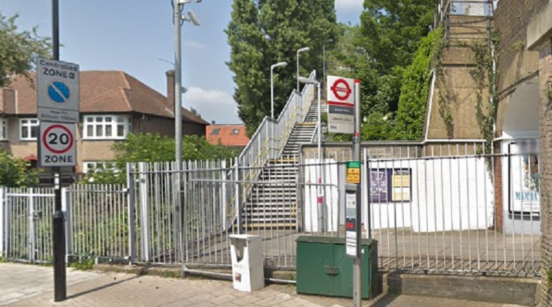 Boost for Catford station bid for step-free access