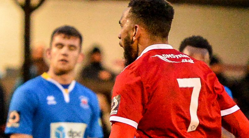 All change at Welling United as financial cuts see player and management staff let go