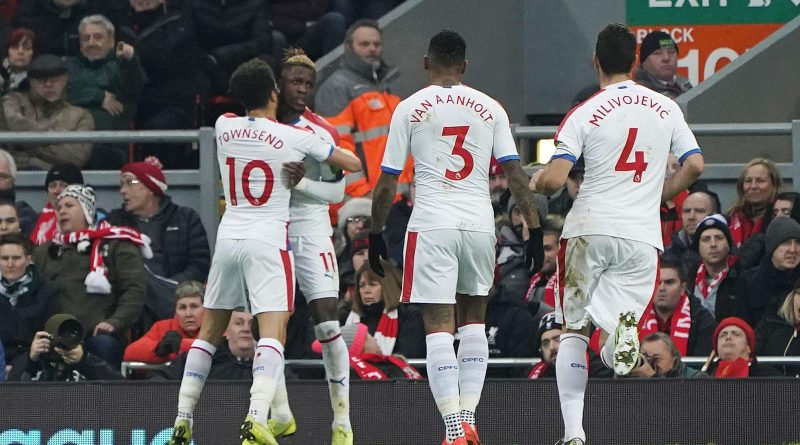 Liverpool 4 Crystal Palace 3 – Premier League leaders secure narrow win over South Londoners