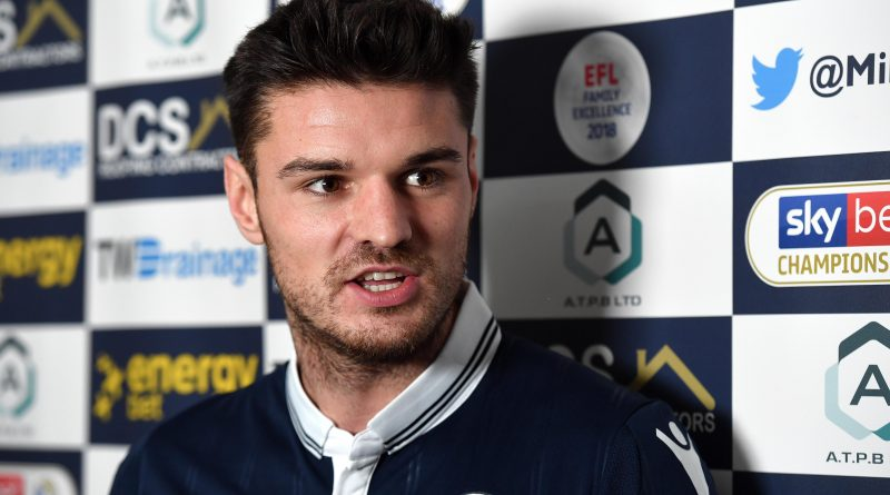 Ben Marshall looking for instant impact after sealing Millwall return