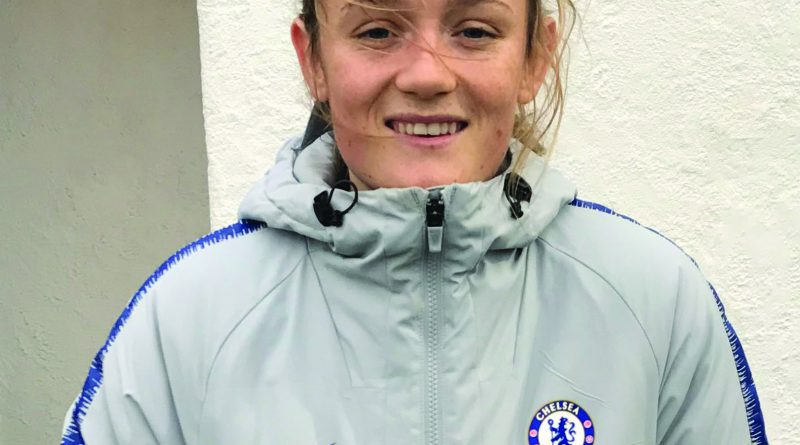 Chelsea's two-goal heroine Cuthbert: Emma told me I would score a header like I did against Arsenal – she never fails to deliver