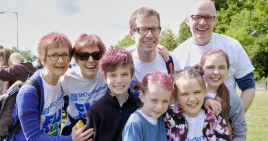 St Christopher's holds 'Fun Walk' to fundraise for children's hospice this May
