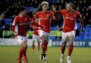 Shrewsbury Town 0-3 Charlton Athletic: Emphatic away win for the impressive Addicks