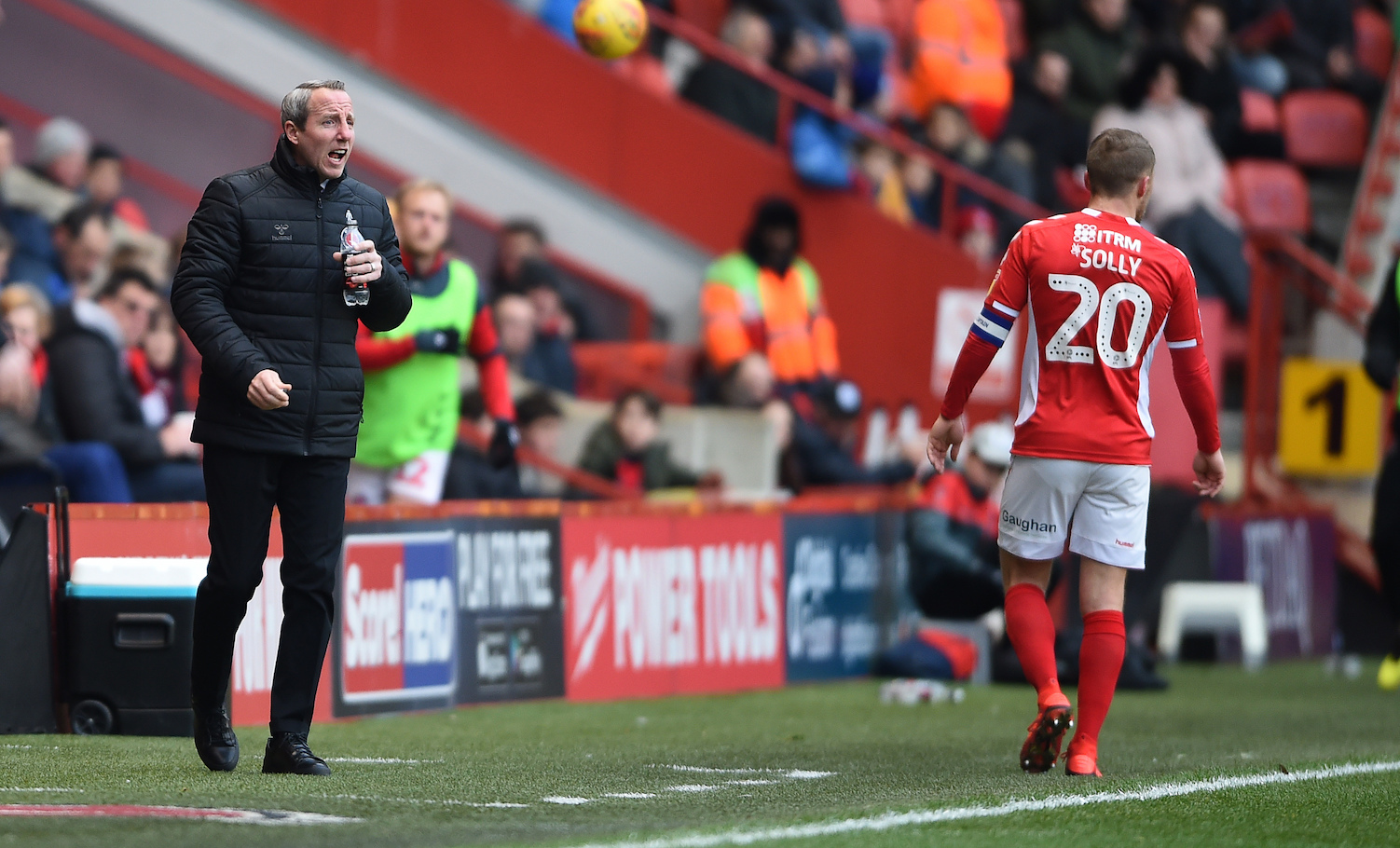 Charlton Athletic 1-0 Accrington Stanley: Added-time penalty