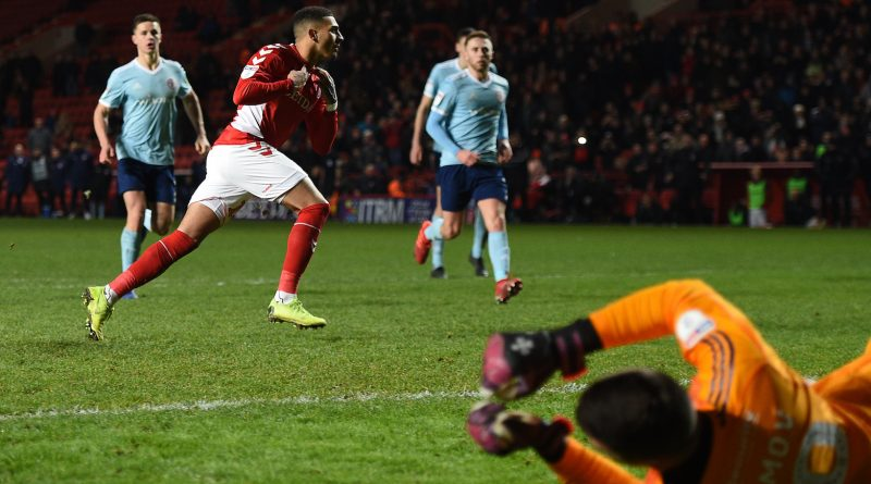 Charlton Athletic 1-0 Accrington Stanley: Added-time penalty wins fiery affair for Addicks