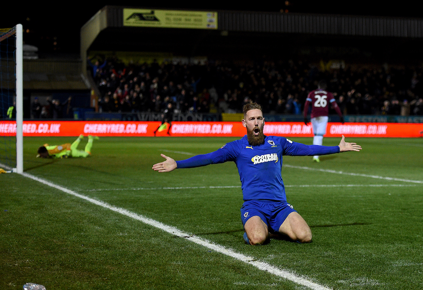 55962d22ce0f3 Reaction from AFC Wimbledon s 4-2 FA Cup win over West Ham United ...