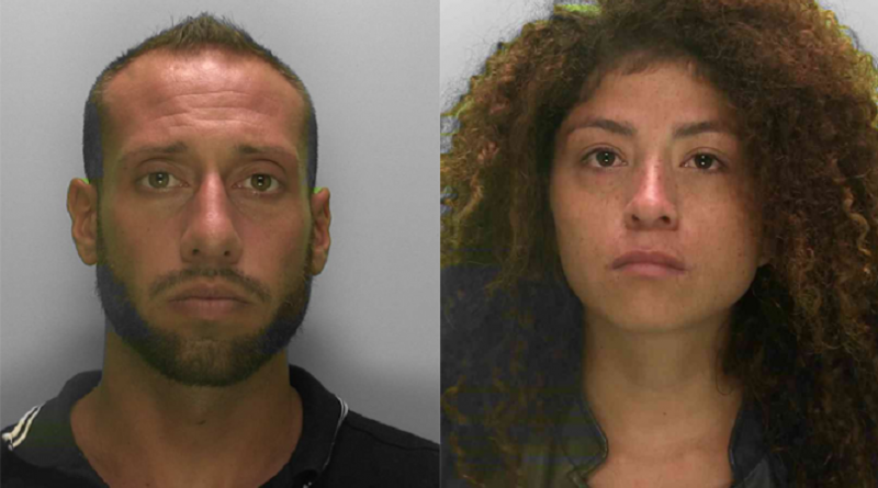 Couple caught with £1.2m of cocaine jailed following a National Crime Agency investigation