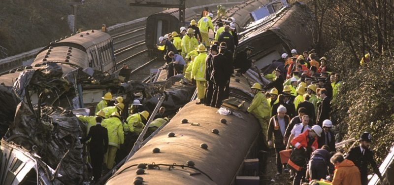 South London Memories: Remembering the Clapham train crash of 1988