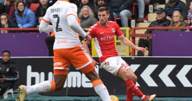 Rotherham loanee Ben Purrington warns that Charlton need to string some wins together or they'll drop out of the top six