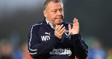 AFC Wimbledon boss Wally Downes: We were so close with chances against Millwall