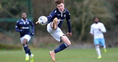 George Alexander could get another chance to sample FA Cup for Millwall tomorrow – as dad Gary talks about pride over his progression through the Lions ranks