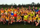 Hercules Wimbledon AC celebrate historic cross country title win