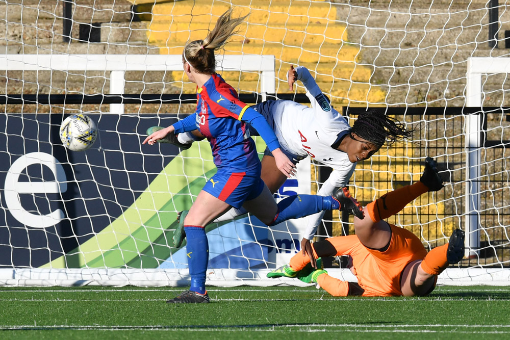 Palace Ladies boss promises changes after lack of passion in FA Cup loss