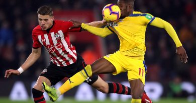 Crystal Palace attacker Wilfried Zaha misses FA Cup tie at Doncaster as appeal fails