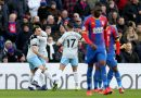 McArthur's big miss proves costly as Crystal Palace can't get winner in a tight Premier League contest
