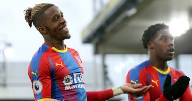 Crystal Palace to get Wilfried Zaha ban verdict today