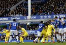 Chelsea crash at Everton 2-0 and see Champions League qualification drift off into the distance