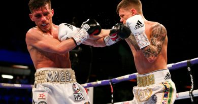 Charlie Edwards retains WBC world flyweight title