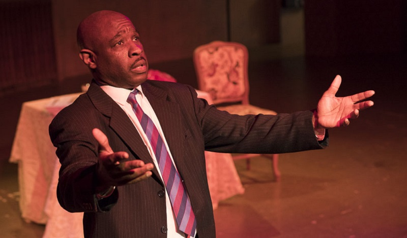 Christopher Tajah As Dr Martin Luther King In Dream Of A